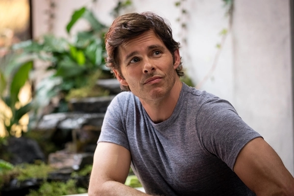 The Stand: James Marsden in una foto della serie