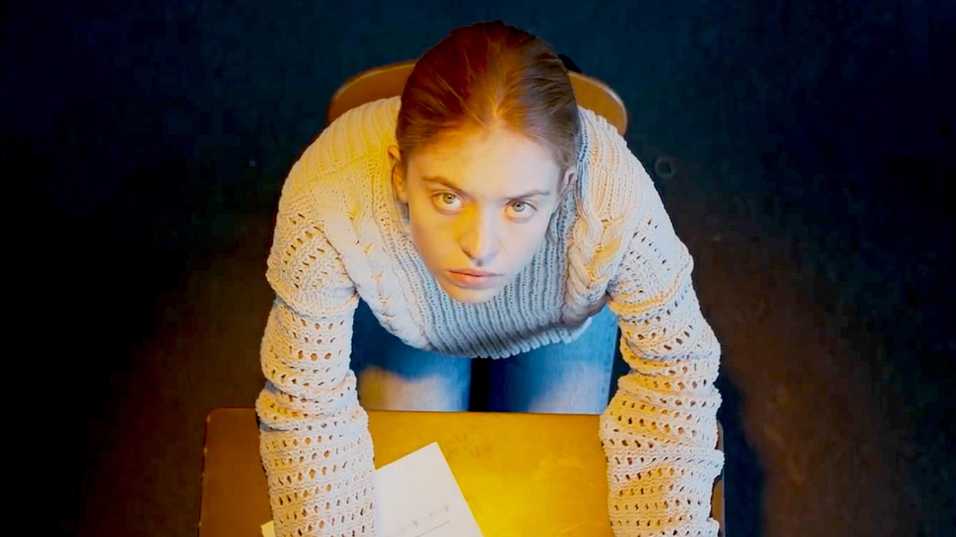 Nocturne: Sydney Sweeney in una scena del film
