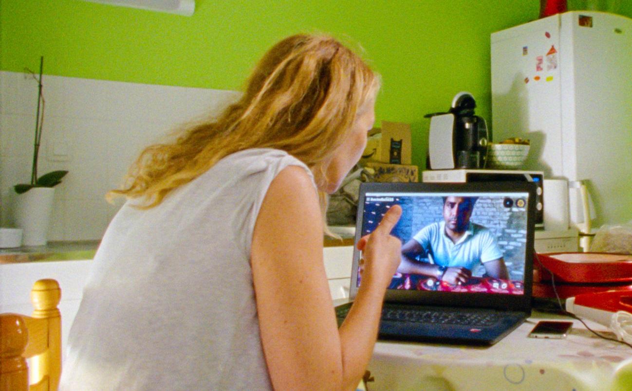 Imprevisti digitali: un'immagine del film