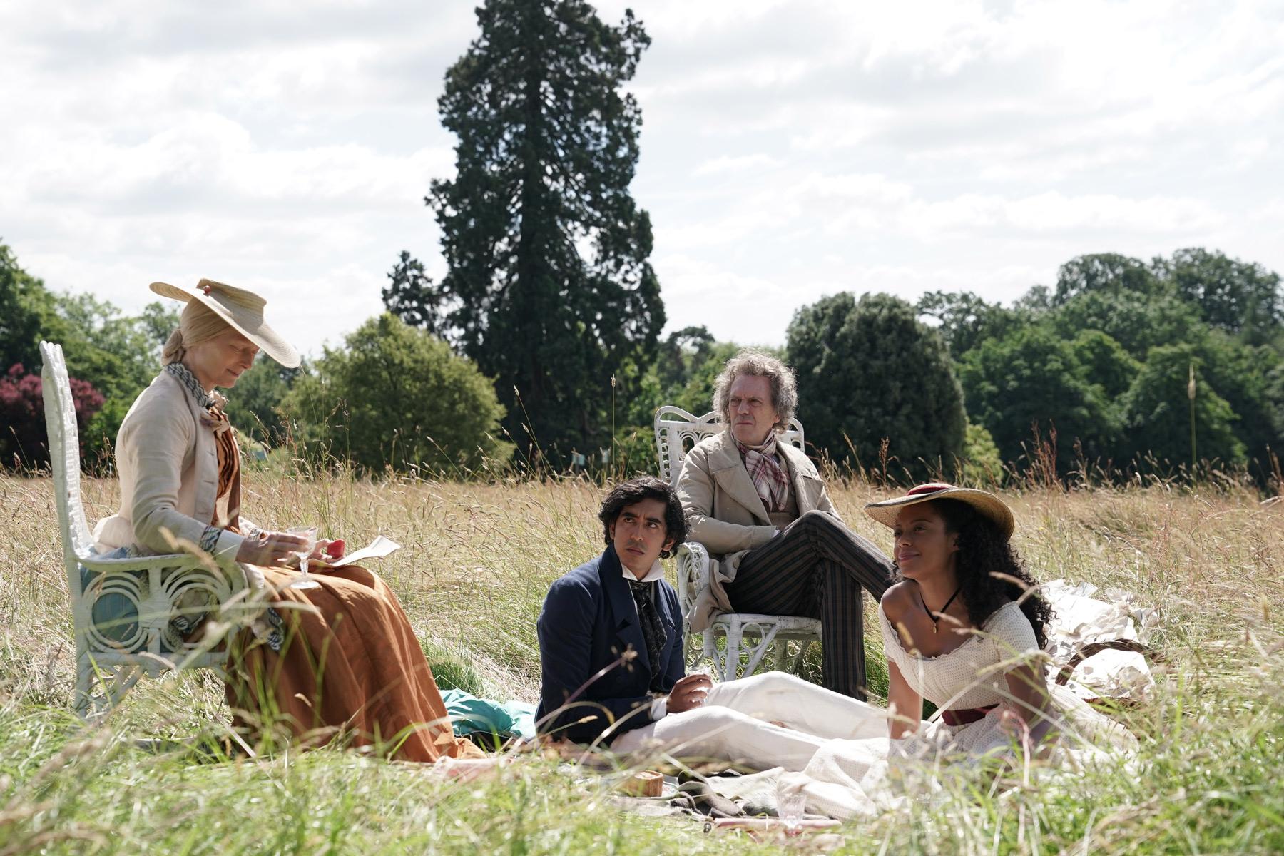 La vita straordinaria di David Copperfield: una sequenza del film
