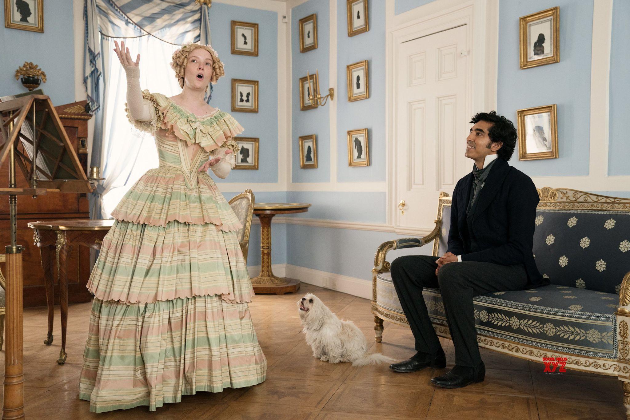 La vita straordinaria di David Copperfield: una scena con Dev Patel