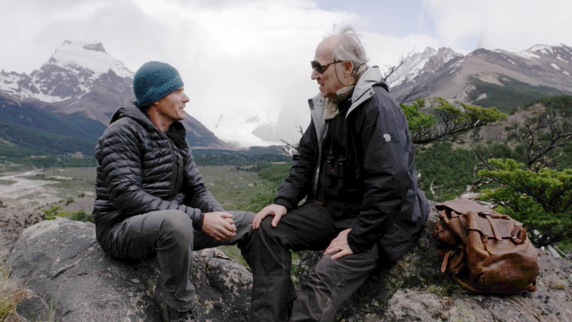 Nomad:  In Cammino Con Bruce Chatwin, un'immagine