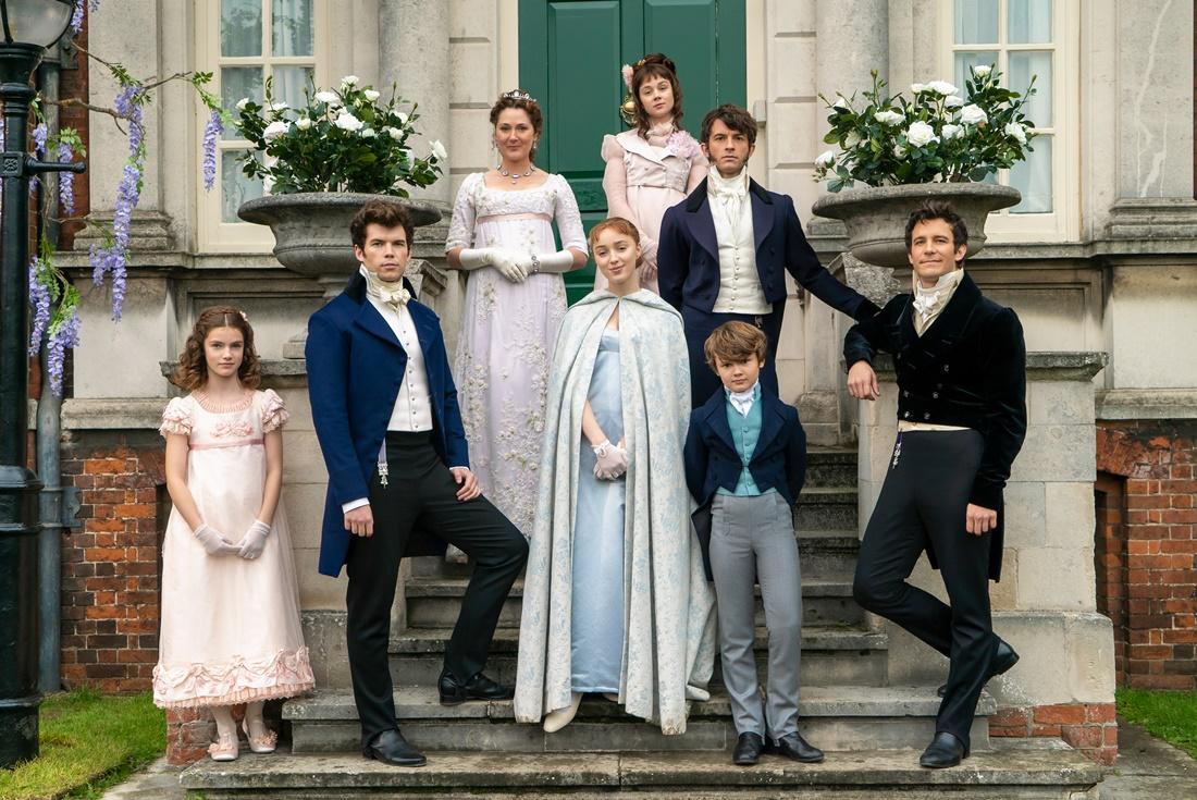 Bridgerton: il cast della serie