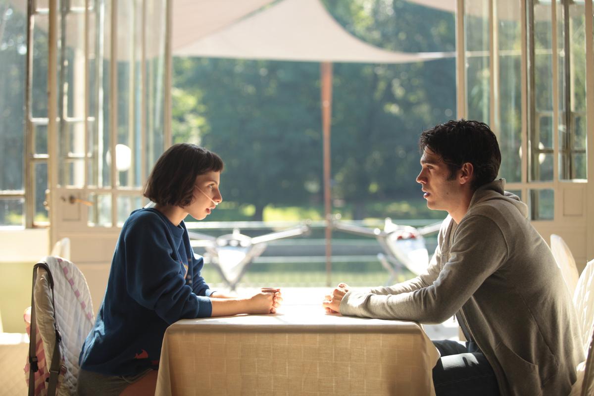 Sul più bello: una scena con Ludovica Francesconi e Giuseppe Maggio