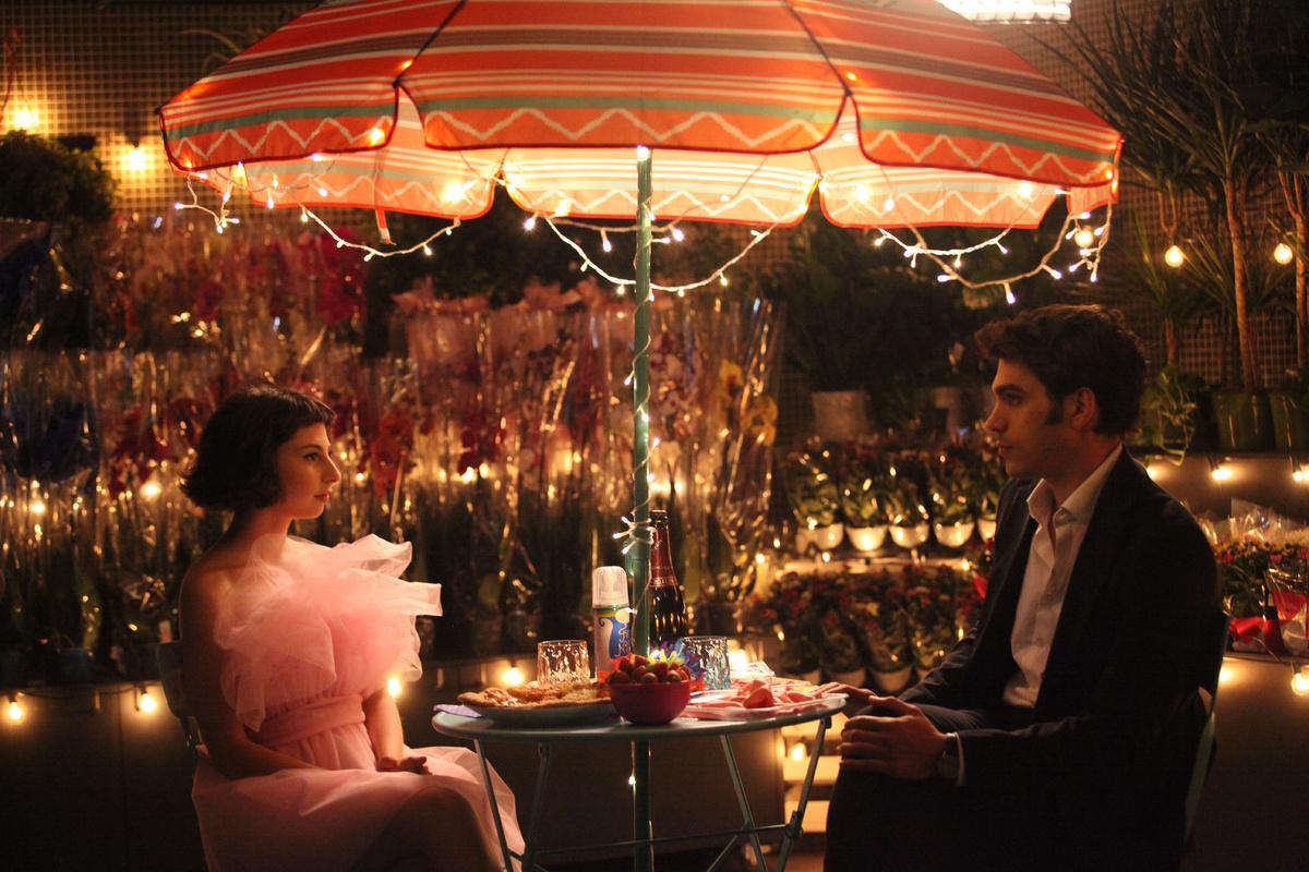Sul più bello: Giuseppe Maggio e Ludovica Francesconi in una scena