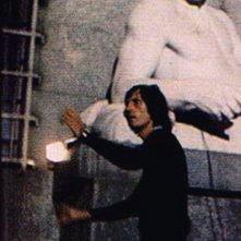 Dario Argento sul set di Profondo rosso, 1975