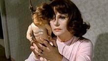 Giuliana Calandra in una scena di Profondo rosso