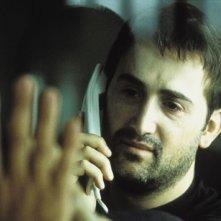 Javier Camara in una scena di Parla con lei
