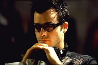 Justin Theroux  in una scena di Mulholland Drive, di David Lynch