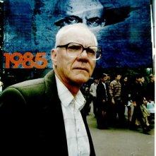 Malcom McDowell in una scena del film Evilenko (2004)