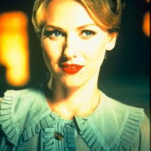 Naomi Watts in una scena di Mulholland Drive, di David Lynch