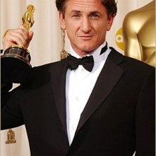 Sean Penn, vincitore del premio come MIglior Attore Protagonista