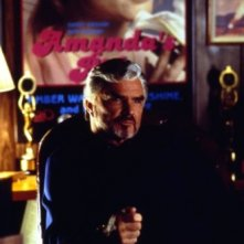 Burt Reynolds in una scena del film Boogie Nights