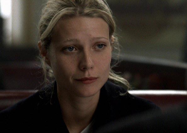 Gwyneth Paltrow in una scena di Seven