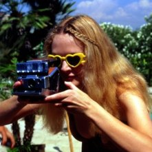 Heather Graham in una scena del film Boogie Nights