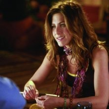 Jennifer Aniston in una scena del film ... e alla fine arriva Polly
