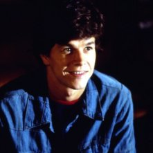 Mark Wahlberg  in una scena del film Boogie Nights