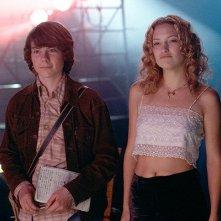 Patrick Fugit e Kade Hudson in una scena del film Quasi famosi