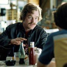 Philip Seymour Hoffman interpreta il leggendario critico rock Lester Bang nel film Quasi famosi