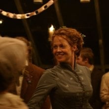 Sigourney Weaver in una scena del film The Village