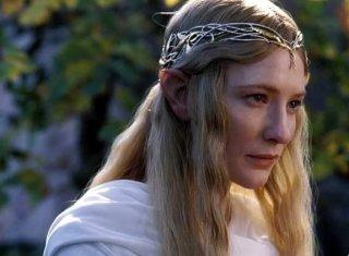 Cate Blanchett regala la sua bellezza ad una magnetica Galadriel