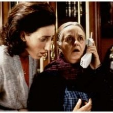 Chus Lampreave e Rossy De Palma in una scena de Il fiore del mio segreto