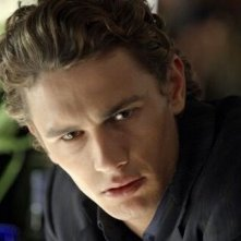 James Franco in una scena del film Spider-Man 2