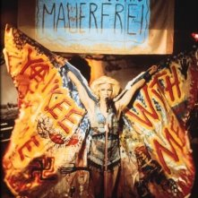 John Cameron Mitchell è il transessuale Hedwig nel musical omonimo