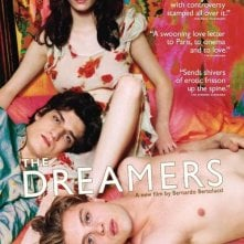 Eva Green, Michael Pitt e Louis Garrel in un'immagine promozionale per The Dreamers