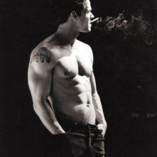 Mark Walhberg in una foto di Greg Gorman