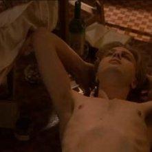 Michael Pitt in una sensuale scena di The Dreamers