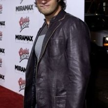Robert Rodriguez alla prima di Kill Bill Vol. 1 a Los Angeles