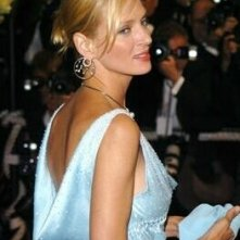Uma Thurman alla prima di Kill Bill Vol. 2  a Cannes 2004
