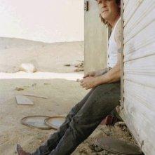 Michael Madsen in una sequenza del film Kill Bill: Volume 2