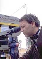 Il regista Sam Raimi