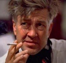 un celebre ritratto di David Lynch