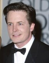 Michael J. Fox ai Golden Globes