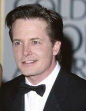 Michael J. Fox ai Golden Globes
