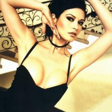 una sensuale Catherine Zeta-Jones