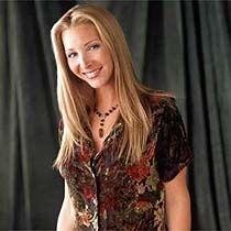 l'attrice Lisa Kudrow