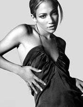 una sensualissima Jennifer Lopez