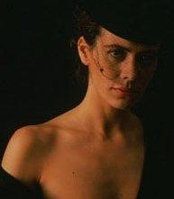 una vecchia foto di Elena Sofia Ricci
