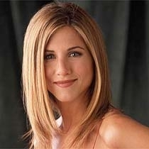 l'attrice Jennifer Aniston