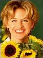 Un'immagine di Ellen DeGeneres