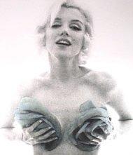 Marilyn Monroe fotografata da Bert Stern