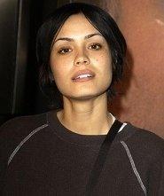 l'attrice Shannyn Sossamon
