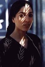 un bel ritratto di Samirah Makhmalbaf