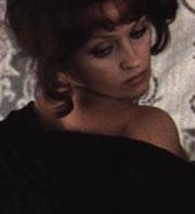 L'attrice Femi Benussi