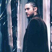 Jared Leto in una scena di Panic Room