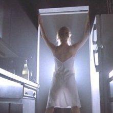 Kim Basinger nella scena dello strip tease in Nove settimane e mezzo